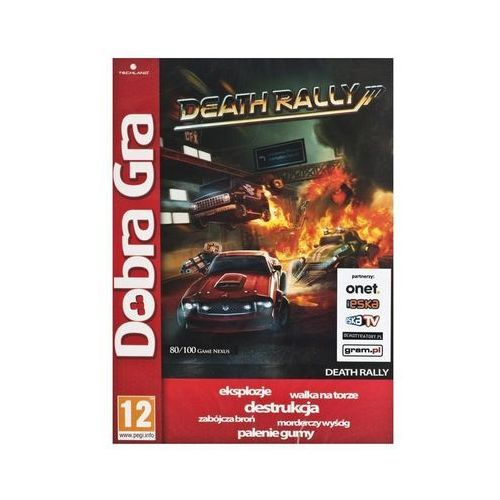 Gry PC, Death Rally (PC)