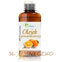 Olejek eteryczny pomarańczowy 10ml Vitafarm