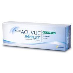 Acuvue 1-Day Moist Multifocal 30szt