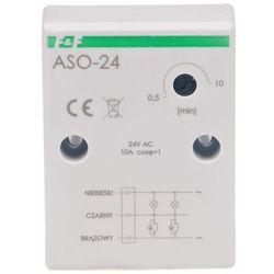 Aut. Schod. Un=24V, I=10A, obudowa hermetyczna, przewód przyłączeniowy 0,5m ASO-24