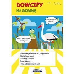 Dowcipy na wiosnę - PRZEMYSŁAW ADAMCZEWSKI (opr. miękka)