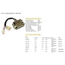 DZE REGULATOR NAPIĘCIA SUZUKI GN125 91-97, GZ250