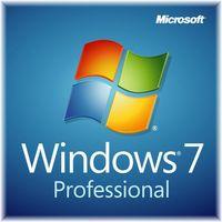 Systemy operacyjne, Windows 7 Professional, SP1, 32-bit, 1pk, DSP, OEM, DVD, DE