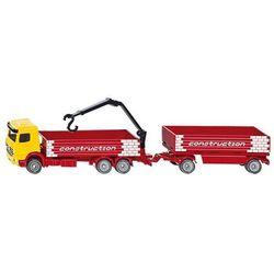 Siku Ciężarówka do przewozu materiałów budowalnych
