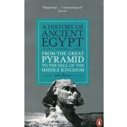 A History of Ancient Egypt v.2 - Romer John. DARMOWA DOSTAWA DO KIOSKU RUCHU OD 24,99ZŁ (opr. miękka)