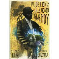 Książki horrory i thrillery, Pudełko z guzikami Gwendy - Stephen King (opr. twarda)