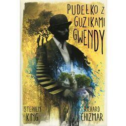 Pudełko z guzikami Gwendy - Stephen King (opr. twarda)