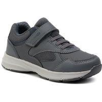 Półbuty i trzewiki dziecięce, Sneakersy GEOX - J Shoshiko B. A J845GA 0BC14 C0068 S Dk Grey/Blue