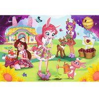 Puzzle, Trefl 160 elementów - Enchantimals, Bree, Danessa i Felicyty w ogrodzie