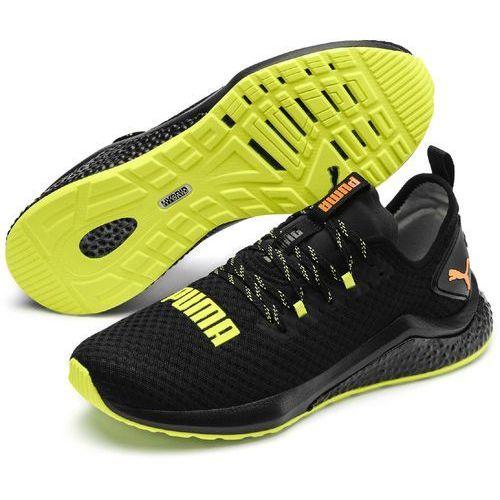 Męskie obuwie sportowe, Puma buty męskie do biegania Hybrid Nx Daylight Black Fizzy Yell 42,5