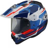 Kaski motocyklowe, ARAI KASK OFF-ROAD TOUR-X4 DEPART BLUE M TOUR-X4