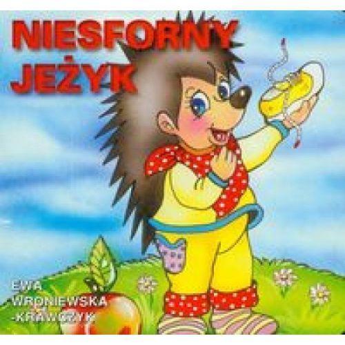 Książki dla dzieci, Niesforny jeżyk (opr. kartonowa)