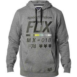 bluza FOX - District 2 Pullover Fleece Heather Graphic (185) rozmiar: M