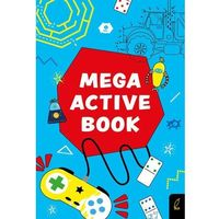 E-booki, Mega active book niebieska - opracowanie zbiorowe
