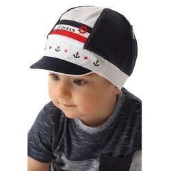 Czapka niemowlęca 100% bawełna 5X34BN Oferta ważna tylko do 2019-06-21