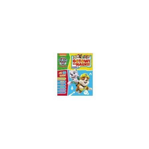Książki dla dzieci, Psi Patrol. Gotowi do nauki cz.6 (opr. broszurowa)