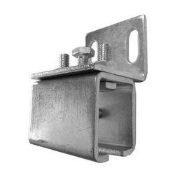 Uchwyt INOX do szyny 42x54 - boczny Zn