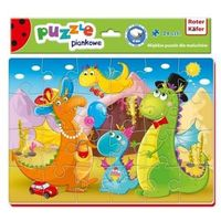 Puzzle, Miękkie Puzzle A4 Śmieszne Zdjęcia Rk1201-01
