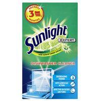 Pozostałe do mycia naczyń, Środek do czyszczenia zmywarek Sunlight Expert cytryna 120 g