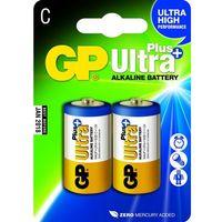 Baterie, 2 x bateria alkaliczna GP Super Alkaline LR14/C