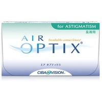 Soczewki kontaktowe, Air Optix for Astigmatism 3 szt.