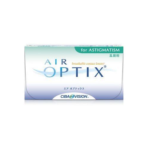 Soczewki kontaktowe, Air Optix for Astigmatism 6 szt.