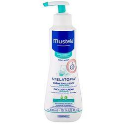 Mustela Bébé Stelatopia Emollient Cream krem do twarzy na dzień 300 ml dla dzieci