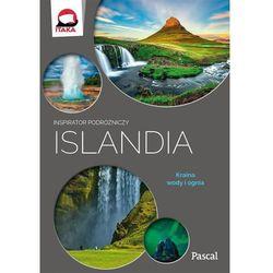 Islandia Inspirator podróżniczy (opr. miękka)