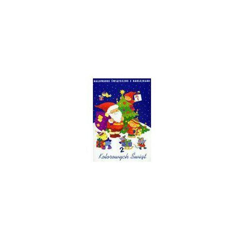 Książki dla dzieci, Kolorowych świąt 2 (opr. miękka)