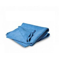 Flexipads Ręcznik polerski z mikrofibry niebieski 40x40cm