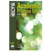 Książki do nauki języka, Focusing on IELTS Academic Practice Tests (opr. miękka)