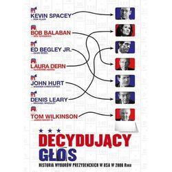 Decydujący głos (DVD) - Jay Roach OD 24,99zł DARMOWA DOSTAWA KIOSK RUCHU