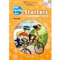 Książki do nauki języka, Get Ready For Starters: Students Book & MultiROM Pack