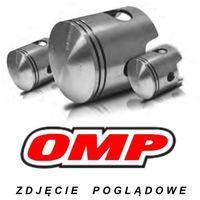 Tłoki motocyklowe, OMP TŁOK YAMAHA DT125R/TZR (56,25 MM) + 0,25MM 4206D025