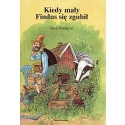 Kiedy mały Findus się zgubił (opr. twarda)