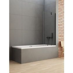 Parawan nawannowy 90x140 cm P-0051-WP New Soleo Black New Trendy