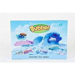Montessori Modelina Bubber 1,2 kg - Niebieska