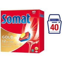 Somat XL Gold tabletki do zmywarki – 40 szt.