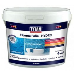 Płynna Folia 4kg Tytan