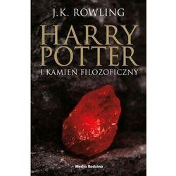 Harry Potter 1 Kamień Filozoficzny TW (czarna...) (opr. twarda)