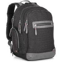 Tornistry i plecaki szkolne, Stylowy plecak Topgal EFFI 18002 G - Grey