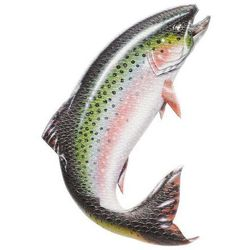 grip BURTON - Foam Mats Brushie Fish (969) rozmiar: OS