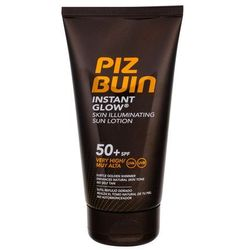 PIZ BUIN Instant Glow SPF50+ preparat do opalania ciała 150 ml dla kobiet