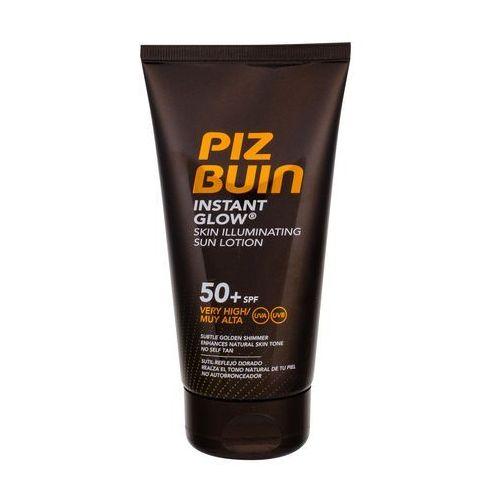 Kosmetyki do opalania, PIZ BUIN Instant Glow SPF50+ preparat do opalania ciała 150 ml dla kobiet