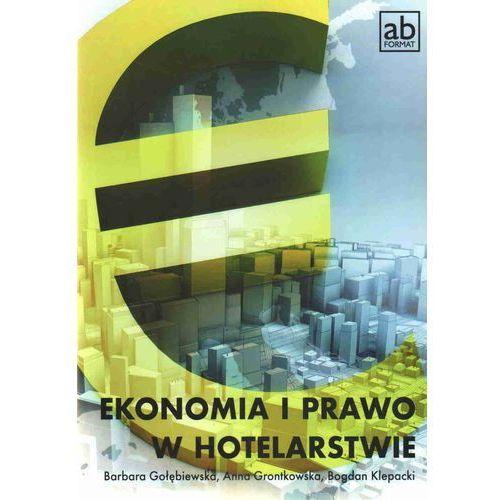 Leksykony techniczne, EKONOMIA I PRAWO W HOTELARSTWIE (opr. broszurowa)