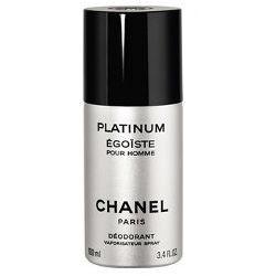 Chanel Egoiste Platinum dezodorant 100ml spray + Próbka Gratis!