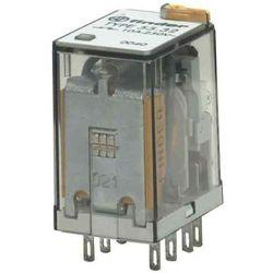 Przekaźnik przemysłowy 2 CO (DPDT) 125VAC 55.32.8.125.2040