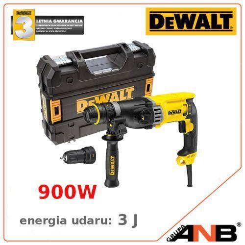 Wiertarki, Dewalt D25144K