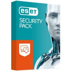 ESET Security Pack Serial 1+1U - Nowa 12M