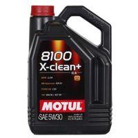 Oleje silnikowe, Motul 8100 X-clean PLUS 5W-30 5 Litr Pojemnik